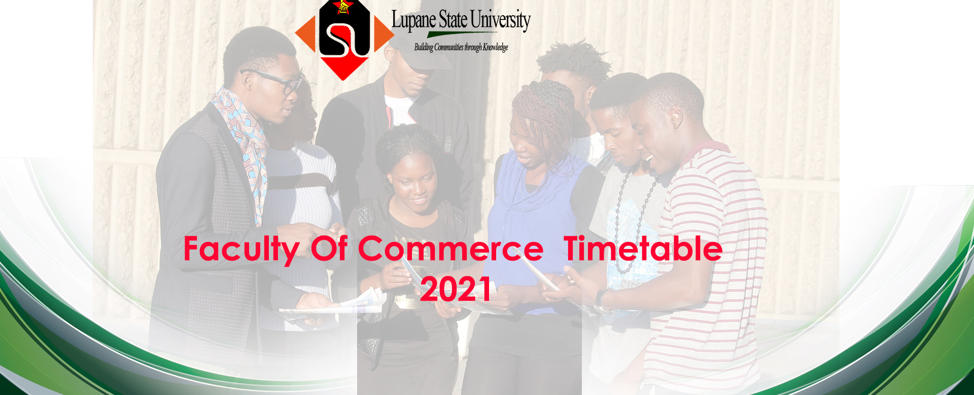 Faculty Of Commerce Lecture Dates